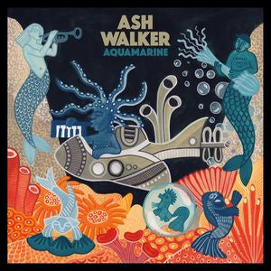 WALKER ASH-AQUAMARINE CD *NEW*
