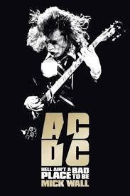 ACDC-HELL AIN'T A BAD PLACE TO BE BOOK VG