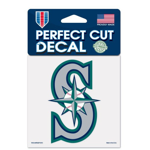Mariners 4x4 Perfect Cut Decal *2 LEFT!