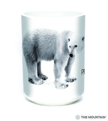 575554 Polar Protect My Home Mug