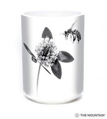 575559 Clover Bee My Voice Mug
