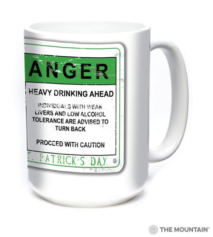576132 Heavy Drinking Area Mug