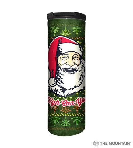 596176 Fly High Santa Barista Tumbler