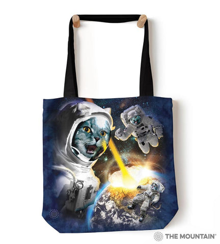 "9738862 Cataclysm 18"" Tote Bag"