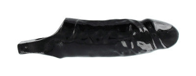 XL Black Mamba Cock Sheath