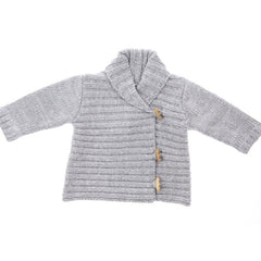 Beba Bean Whistler Cardigan Grey
