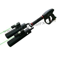 Dual Barrel CO2 Cryo Gun With Green Lasers
