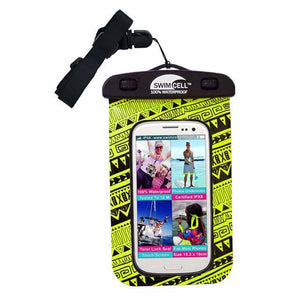 SwimCell 100% Waterproof Case For Standard Phones (up to 10 x 15cm)