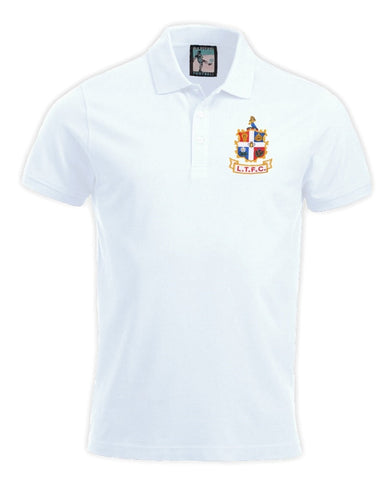 Luton Town Retro 1959 Football Polo Shirt - Polo