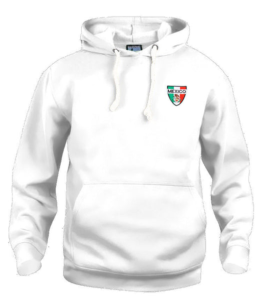 Mexico Retro Football Hoodie 1960s - 1970s - Hoodie