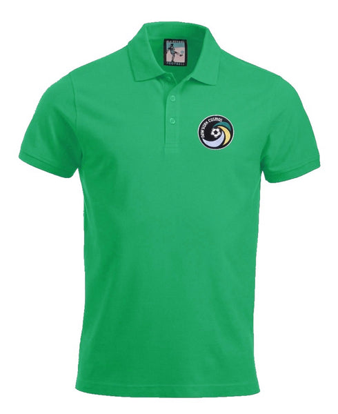 New York Cosmos Retro 1970s Football Polo Shirt - Polo