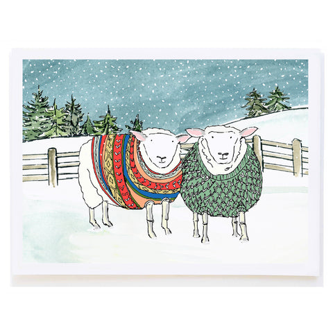 Sheep in Sweaters