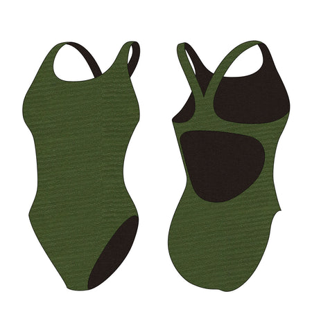 Racerback - Hunter Green