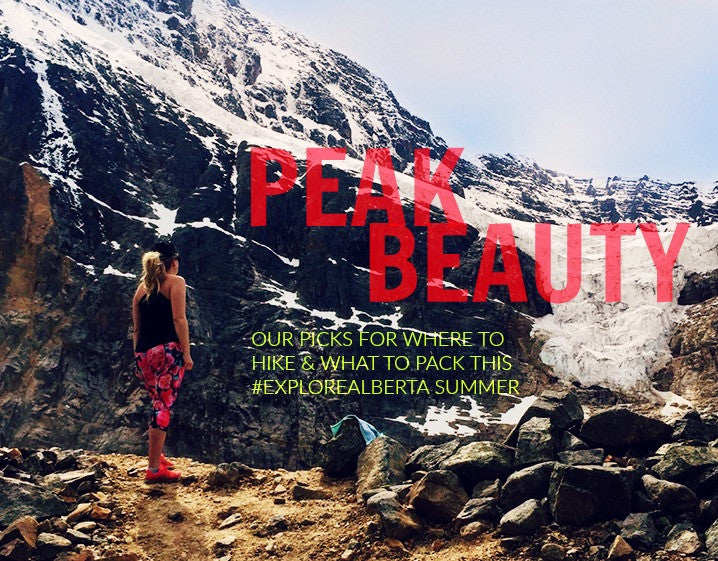 #ExploreAlberta : Peak Beauty