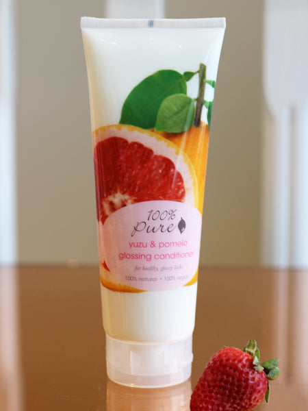 100% Pure Yuzu & Pomelo Glossing Conditioner