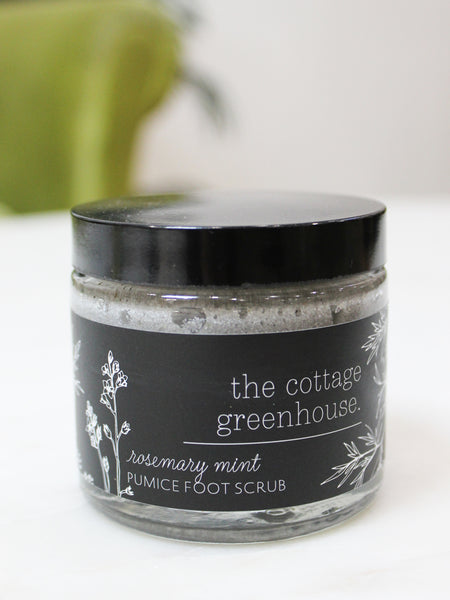 Rosemary Mint Foot Scrub