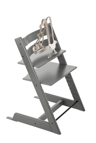 Stokke Tripp Trapp Baby High Chair. Aventura and Miami Baby Store. Storm Grey