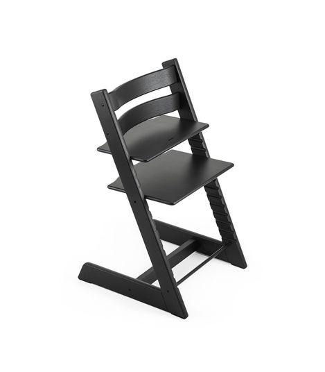 Stokke Tripp Trapp Baby High Chair. Aventura and Miami Baby Store. Oak Black