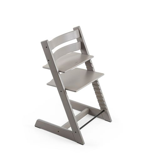 Stokke Tripp Trapp Baby High Chair. Aventura and Miami Baby Store. Oak Grey
