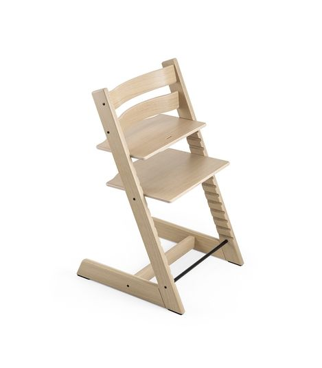 Stokke Tripp Trapp Baby High Chair. Aventura and Miami Baby Store. Oak Natural