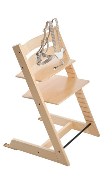 Stokke Tripp Trapp Baby High Chair. Aventura and Miami Baby Store. Natural