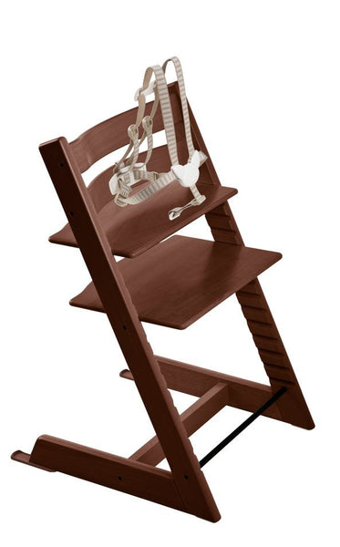 Stokke Tripp Trapp Baby High Chair. Aventura and Miami Baby Store. Walnut