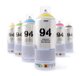 MTN 94 Spray Paint - Orange