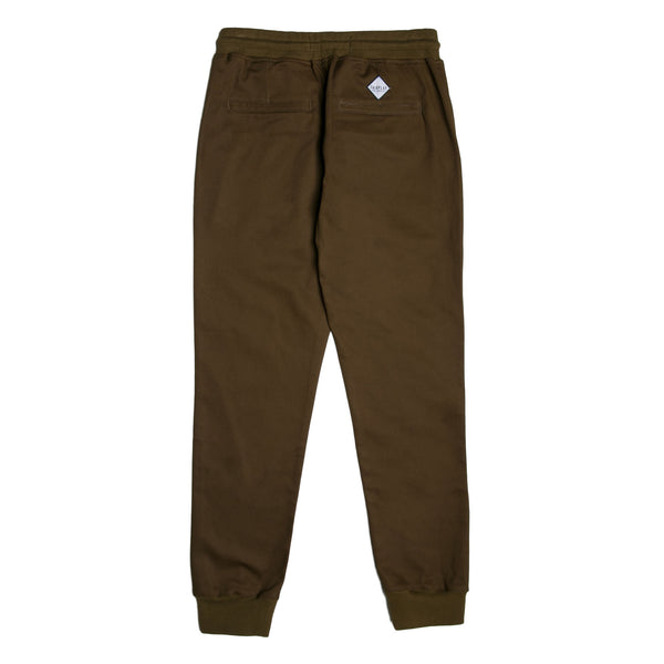 01 - Official Jogger - Olive