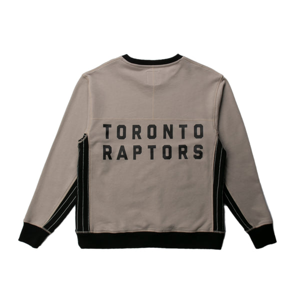 Toronto Raptors French Terry Crewneck Sweatshirt | PREORDER