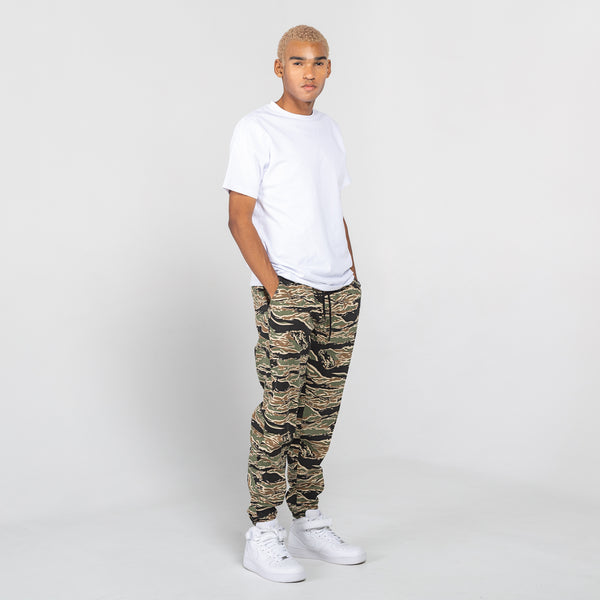 Tiger Baggy Runner - Tiger Camo