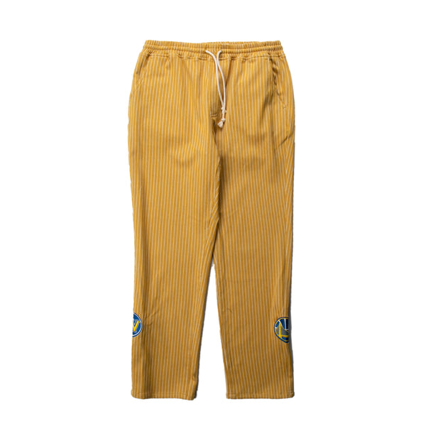 Golden State Warriors Pinstripe Cotton Pant | PREORDER