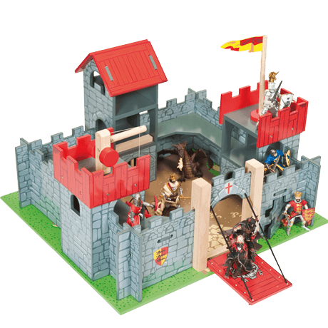 Camelot Castle - souzu.co.uk