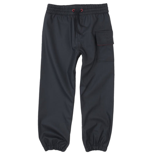 Navy Splash Pants - souzu.co.uk