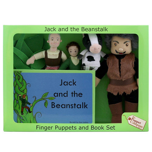 Jack & The Beanstalk Traditional Story Set