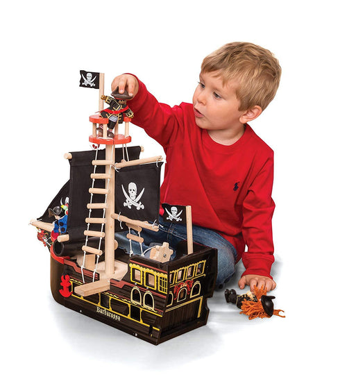 Barbarossa Pirate Ship - souzu.co.uk