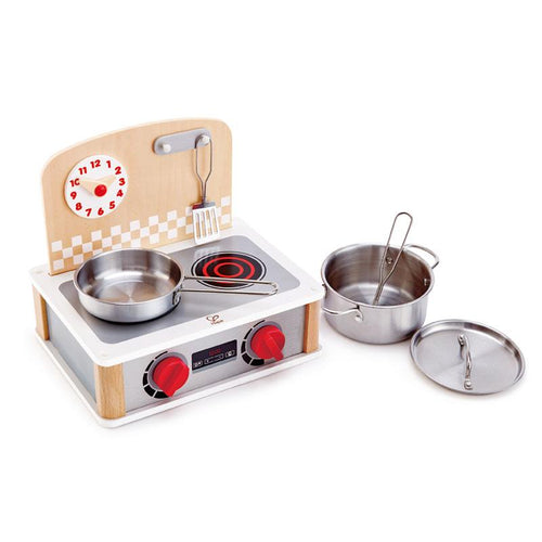 2-in-1 Kitchen and Grill Set - souzu.co.uk