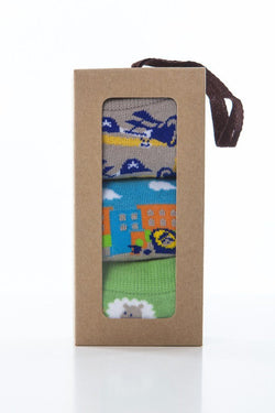 Boy Socks Gift Set* - souzu.co.uk