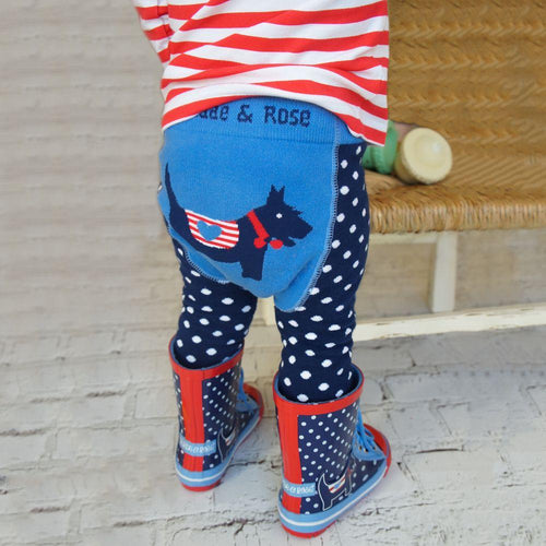 Scottie Dog Leggings