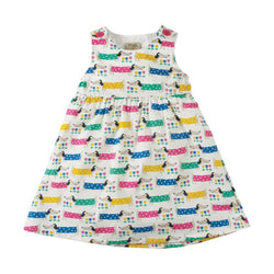 Dotty Dogs Dress - souzu.co.uk