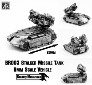 BR003 Stalker Missile Tank (Pack of Four or Single)