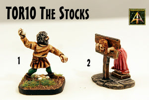TOR10 The Stocks