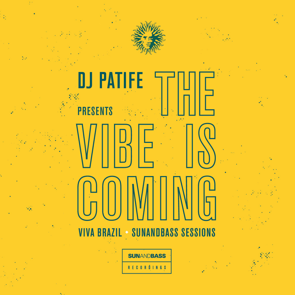 DJ Patife Presents The Vibe Is Coming EP (Downloads)