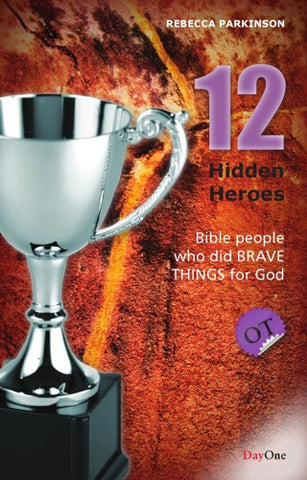 Twelve hidden heroes: Old Testament (Book 1)