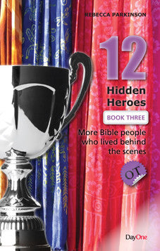 Twelve hidden heroes: Old Testament (Book 3)