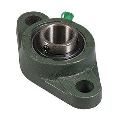 2 Bolt Oval Flanged Bearings