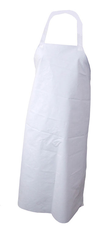 Nyplax Apron White PNAW48 (PACK OF 10)