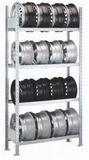 Shelving for Wheels & Tyres