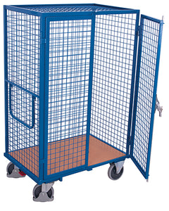 Heavy Duty  Shelf Trolley Mesh