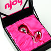 Njoy Pure Plug Butt Plug Stainless Steel Large Packaging