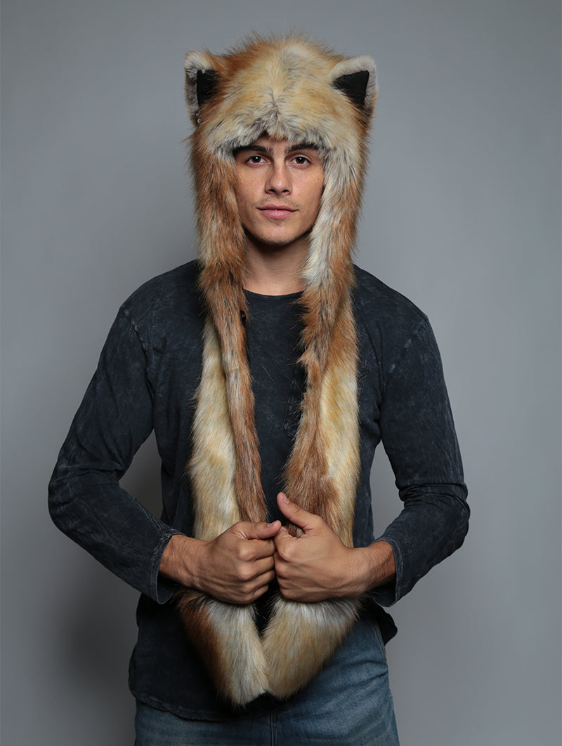 Red Fox SpiritHood